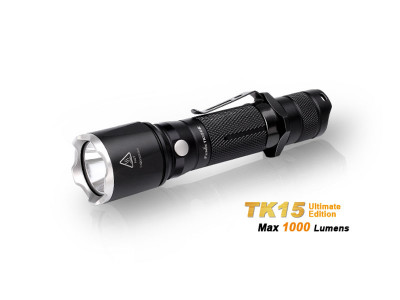 Fenix TK15UE - 1000 Lumens Tactical Led Torch
