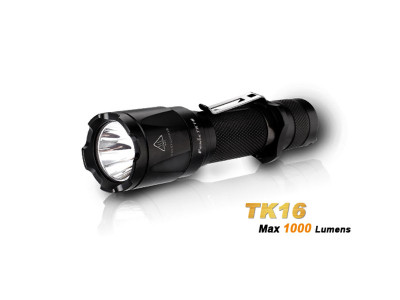 Fenix TK16 - 1000 Lumens Tactical LED Torch