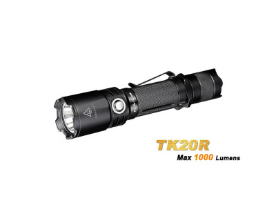 Fenix TK20R - 1000 Lumens Rechargeable LED Torch