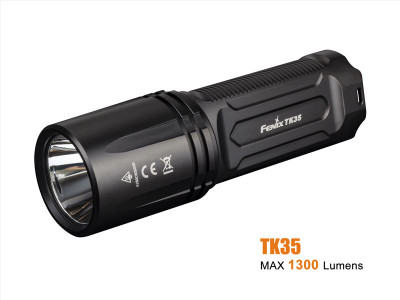 Fenix TK35 - 1300 Lumens Led Torch 2018 Ver