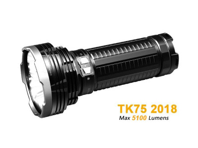 Fenix TK75 - 5100 Lumens Led Torch Ver 2018
