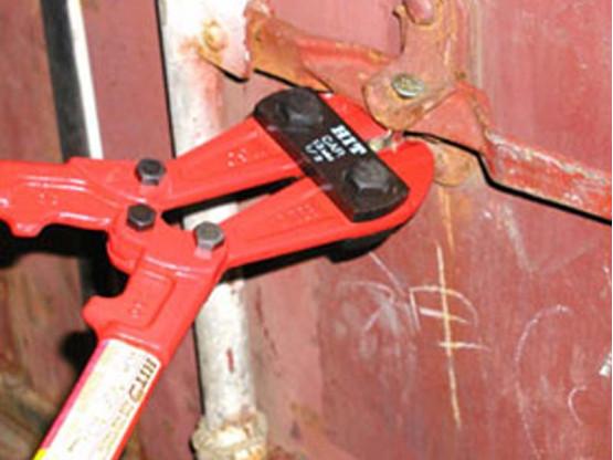 HIT High Tensile Bolt Cutter - Red Blade (30
