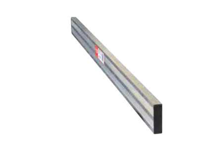 Masterfinish Plain Aluminium Straight Edge