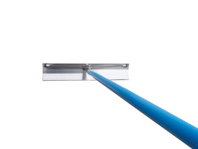 OX Professional Aluminium Concrete Rake Without Hook