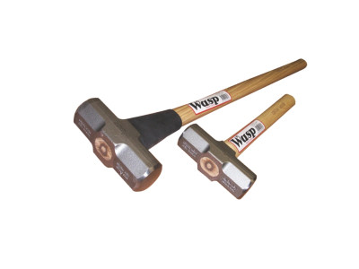 Wasp Sledge Hammer - Hickory Handle 8lb