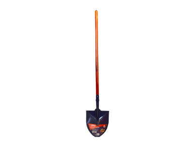 County Timber Round Mouth Shovel