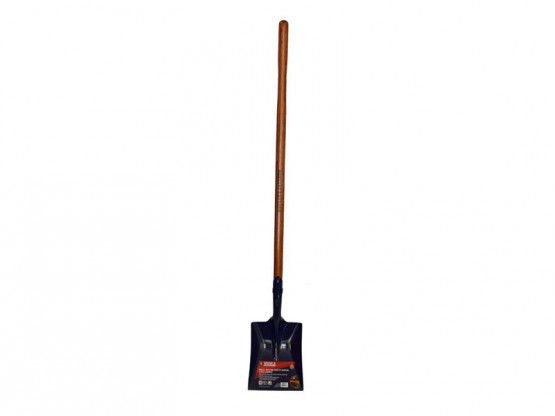 County Timber Small Square Mouth Shovel