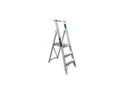 OX Aluminium Platform Ladder - 5 Step