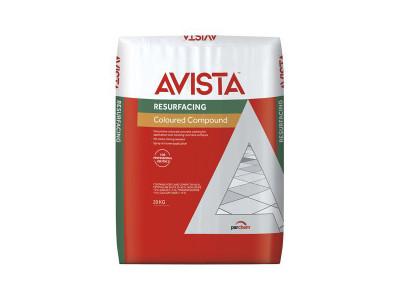 Avista Resurfacing Coloured Compound