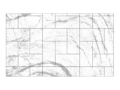 Stamped Pattern - Flemish