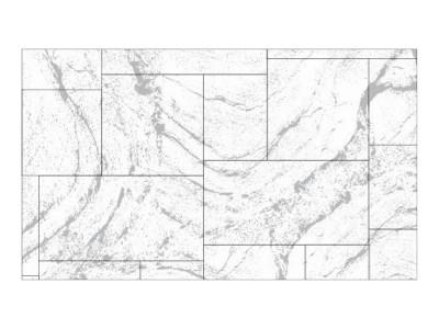 Stamped Pattern - Regal