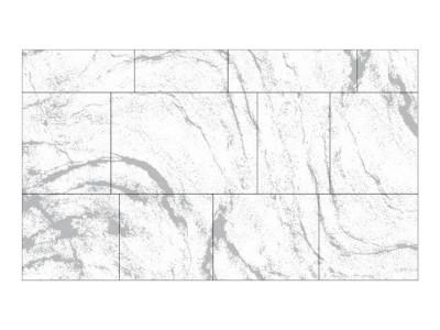 Stamped Pattern - Walkway Slate