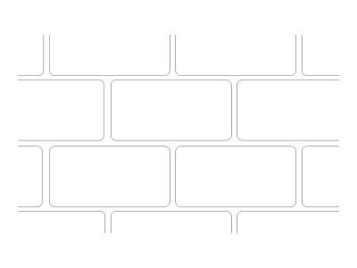Stencil Pattern - Block