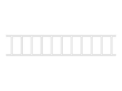 Stencil Pattern  - Brick Header