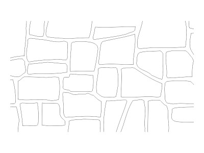 Stencil Pattern - Keystone