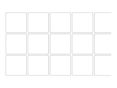 Stencil Pattern - Large Tile