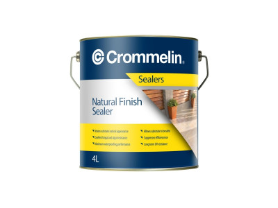 Crommelin Natural Finish Sealer