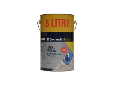 Crommelin Pool Paving Sealer