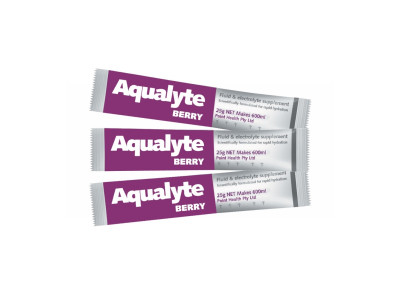 Aqualyte Berry 25g Sachets