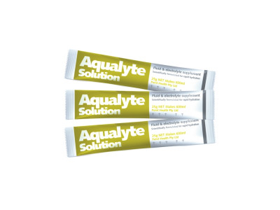 Aqualyte Lemon-Lime 25g Sachets