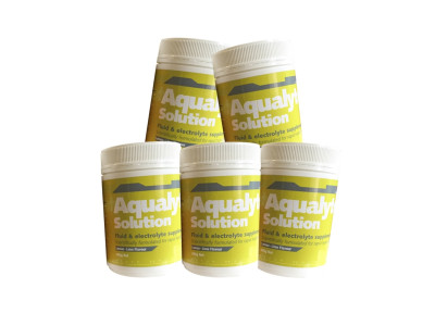 Aqualyte Lemon Lime 480g Tubs