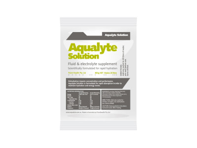 Aqualyte Lemon-Lime 800g Sachets