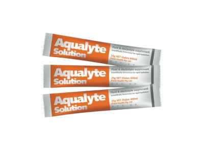 Aqualyte Orange 25g Sachets