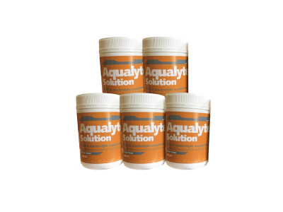 Aqualyte Orange 480g Tubs