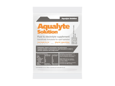 Aqualyte Orange 800g Sachets