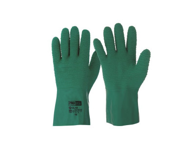 ProChoice Green Gauntlet Gloves