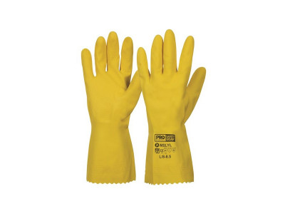 ProChoice Yellow Silverlined Gloves