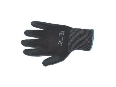 Ransom Black Nitrile Glove