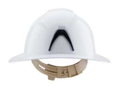 Stingray Hard Hat - White
