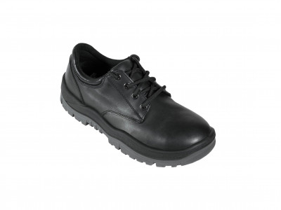 Black Derby Shoe - P Series