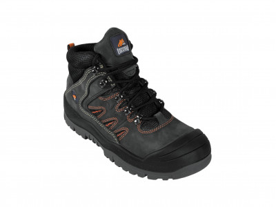 Black Hiker Boot - SC Series