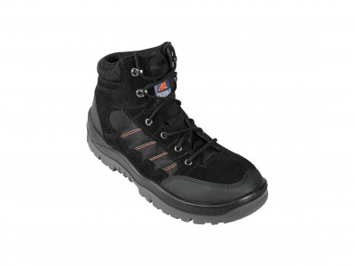 Black Hiker Boot - Trade Series