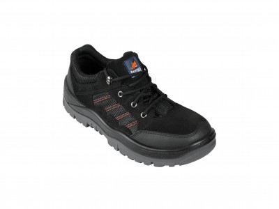 Black Hiker Shoe - Trade Series