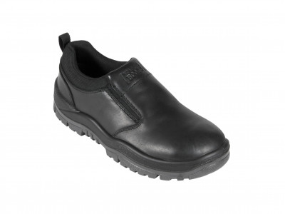 Black Slip-on Shoe - SE Series