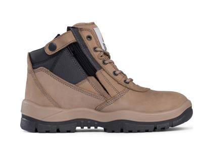 Mongrel Zipsider Boot
