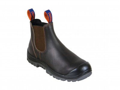 Oil Kip Elastic Sided Boot - R Series