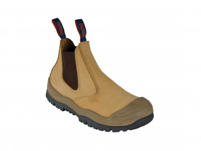 Wheat Elastic Sided Boot - SC Series