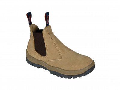 Wheat Elastic Sided Boot - Trade Series