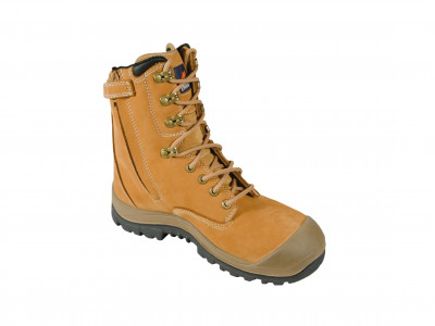 Wheat High Leg ZipSiderBoot - R Series