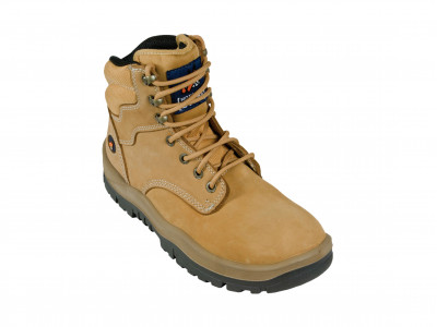 Wheat Lace Up Boot - P Series