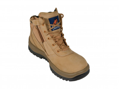 Wheat ZipSider Boot - P Series