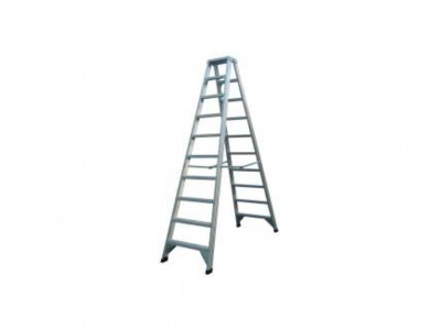 Ladder Aluminium Double Sided Step 150kg