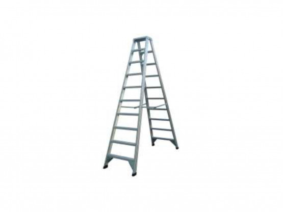 Ladder Aluminium Double Sided Step 150kg
