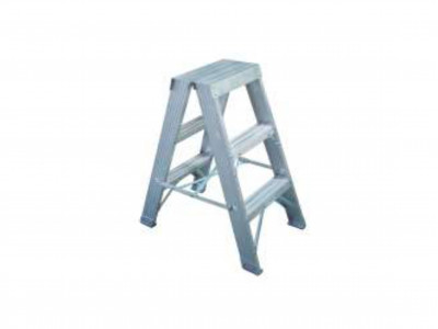 Ladder Aluminium Double Sided Step 120kg