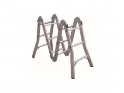 Ladder Aluminium Multi Folding 120kg