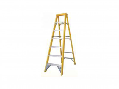 Ladder Fibreglass Single Sided Step 150kg